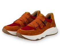 Plateau-Sneaker - ORANGE/ ROT
