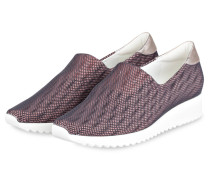 Slip-On-Sneaker - lila