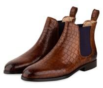 Chelsea-Boots SUSAN - HELLBRAUN
