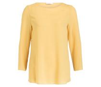 Blusenshirt ARIC mit 3/4-Arm - gelb