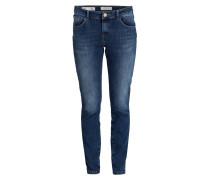 Skinny-Jeans SHARON - blue denim