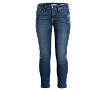 Jeans SOPHIE ANKLE - blau