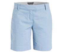 Chino-Shorts - hellblau