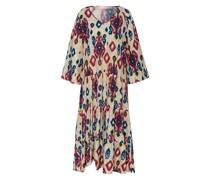 Kleid KOSMA mit Leinen