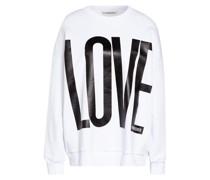 Oversized-Sweatshirt CALIXTA