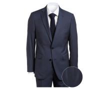 Anzug FINCH-BRAD Modern-Fit - dunkelblau