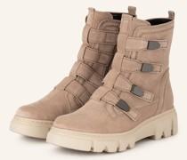 Boots - BEIGE