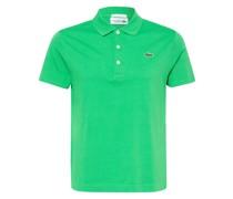 Piqué-Poloshirt Slim Fit