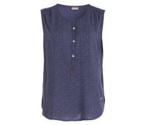 Blusenshirt GINSTONE - blau