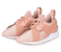 Sneaker MUSE X STRAS - rose/ beige