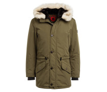 Parka BLACK X MEN