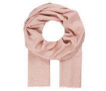 Cashmere-Schal - rosé