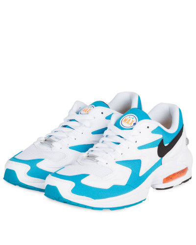 Sneaker AIR MAX2 LIGHT - WEISS/ BLAU