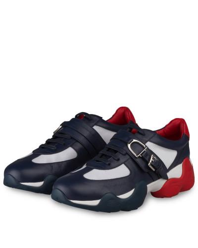 Sneaker GARIN - BLAU/ WEISS/ ROT