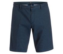 Chino-Shorts LIEM - navy/ blau
