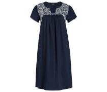 Kleid mit Häkelspitzenbesatz