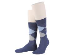 Socken MANCHESTER - 6220 blueberry