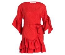 Kleid RAHIMA - rot