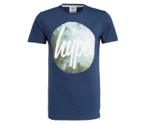 T-Shirt VALLEY CIRCLE - navy