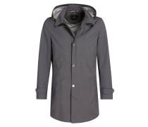 Mantel FRIDOLIN mit abnehmbarer Kapuze und innovativem Storm System®