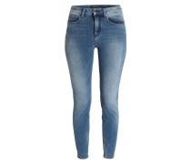 Skinny-Jeans SOON - blau