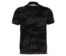 Piqué-Poloshirt MAGLIA - schwarz