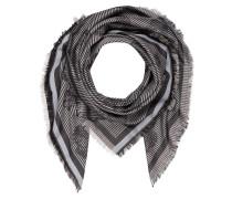 Tuch - schwarz/ grau
