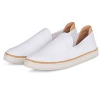Slip-on-Sneaker SAMMY - WEISS