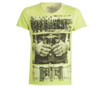 T-Shirt NEW YORK - grün