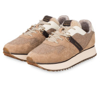 Plateau-Sneaker BEVINDA - HELLBRAUN