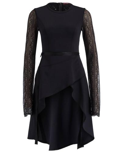 Kleid RONDEAU - schwarz