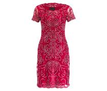 Kleid TALIA - bordeaux
