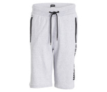 Lounge-Shorts - grau