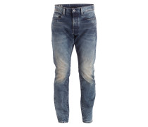 Jeans 3301 Tapered-Fit - blau