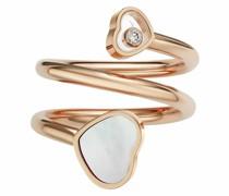 Ring HAPPY HEARTS TWIST Ring aus 18 Karat
