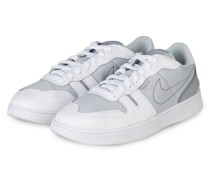 Sneaker SQUASH-TYPE - WEISS/ HELLGRAU