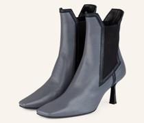 Chelsea-Boots SHARYL - BLAUGRAU