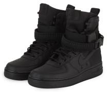 Hightop-Sneaker SF AIR FORCE 1 - schwarz