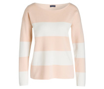 Pullover - nude/ offwhite