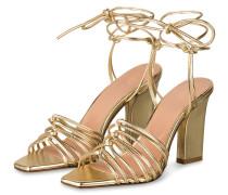 Sandaletten DAISY - GOLD