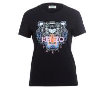 T-Shirt TIGER - schwarz