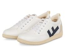 Sneaker ROLAND V.3 - WEISS/ DUNKELBLAU