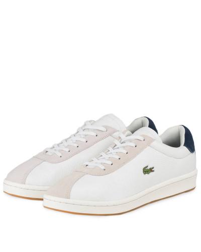 Sneaker MASTERS 119 3 - WEISS/ NAVY
