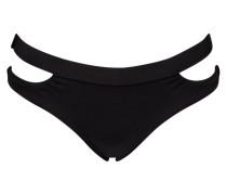 Bikini-Hose ACTIVE SPLIT - schwarz
