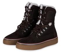 Boots JORIS - braun