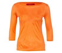 Shirt CULLA mit 3/4-Arm aus Seide