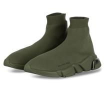 Hightop-Sneaker SPEED - OLIV
