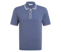 Strick-Poloshirt STETSON Slim Fit
