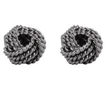 Manschettenknöpfe - grau metallic