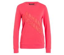 Sweatshirt - koralle